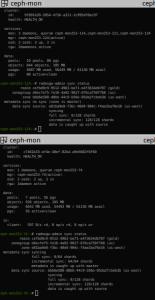 RadosGateway multisite sync status